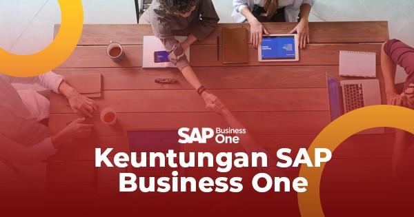 keuntungan sap business one